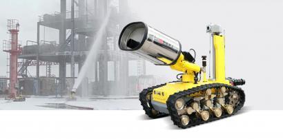 RXR-MC40BD(S) 消防灭火侦察机器人