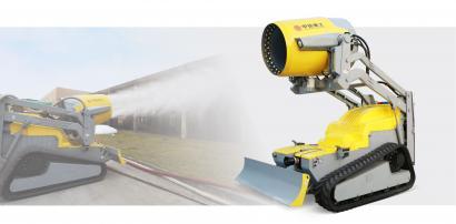 RXR-YM80000D / RXR-YM100000D 消防排烟灭火机器人