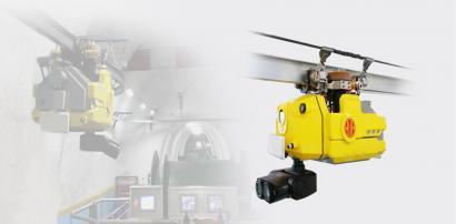 矿用隔爆兼本安型轨道巡检机器人