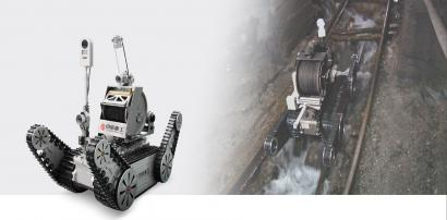 KRZ I 灾区侦测机器人