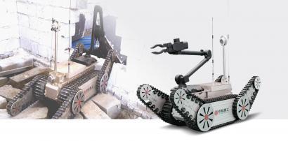 PBOT-SARM 排爆机器人