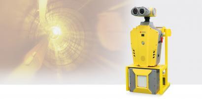 智能井筒监测机器人