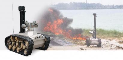 RXR-C6BD 消防侦察机器人
