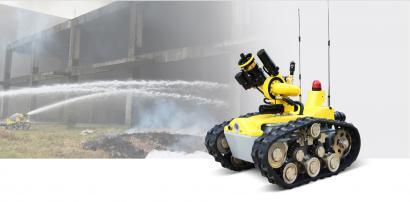 RXR-M40D 消防灭火机器人