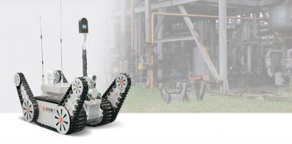 RXR-CJD 防爆消防侦察机器人